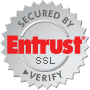 Secured by Entrust SSL. Verify